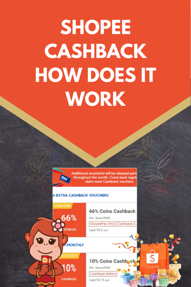Shopee Cashback How Does It Work