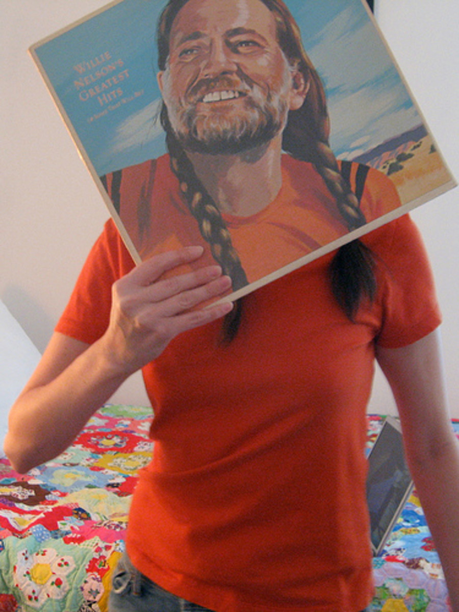 An appealing example of sleevefacing
