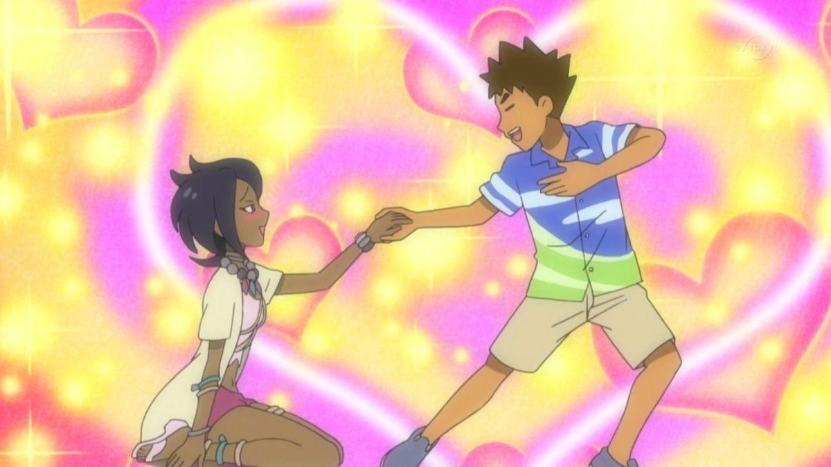 Brock and Olivia