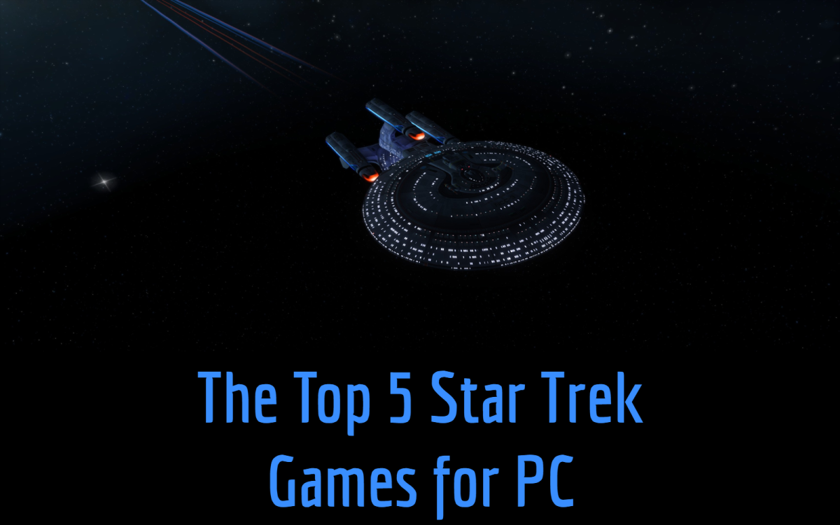 The best thing about Star Trek games are the starships.