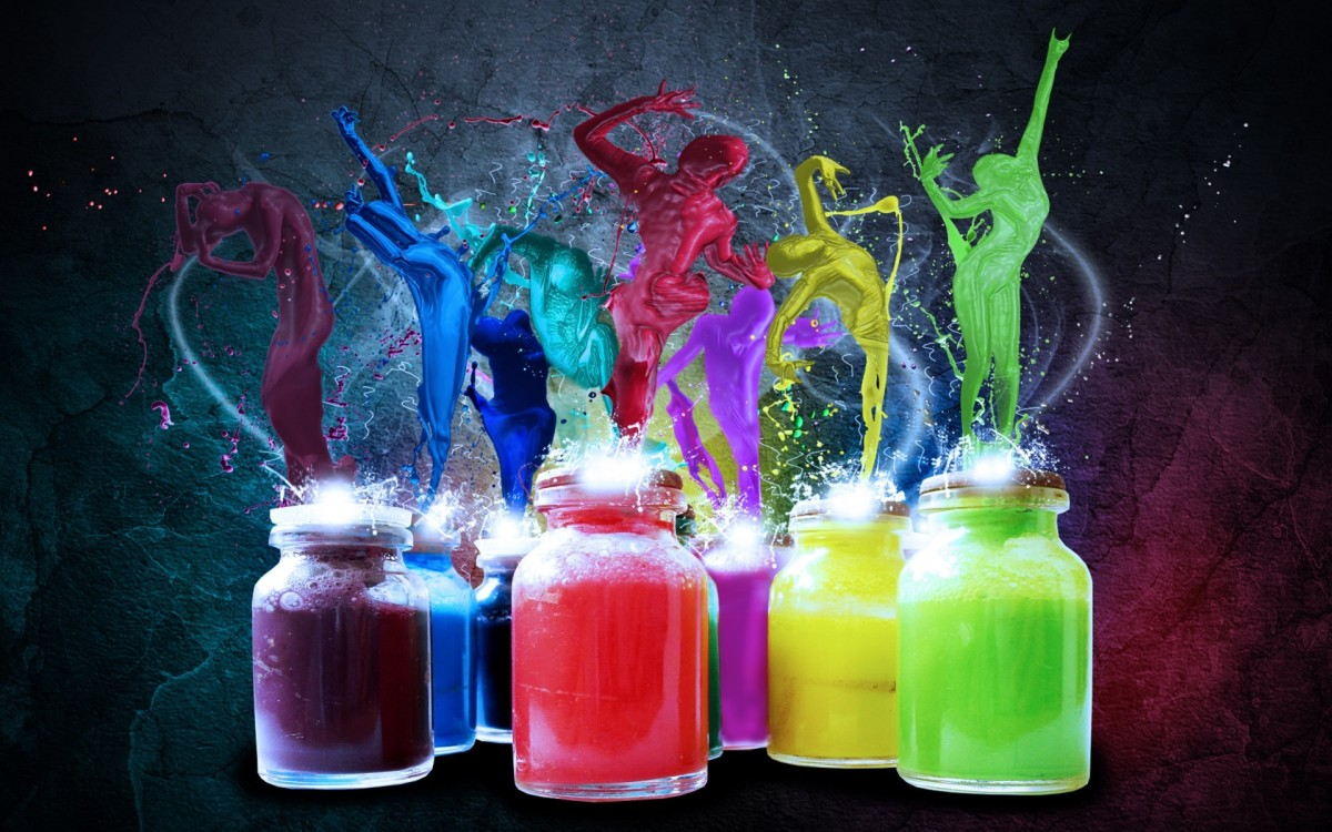 Study of Colours - Psychology of Each Colour