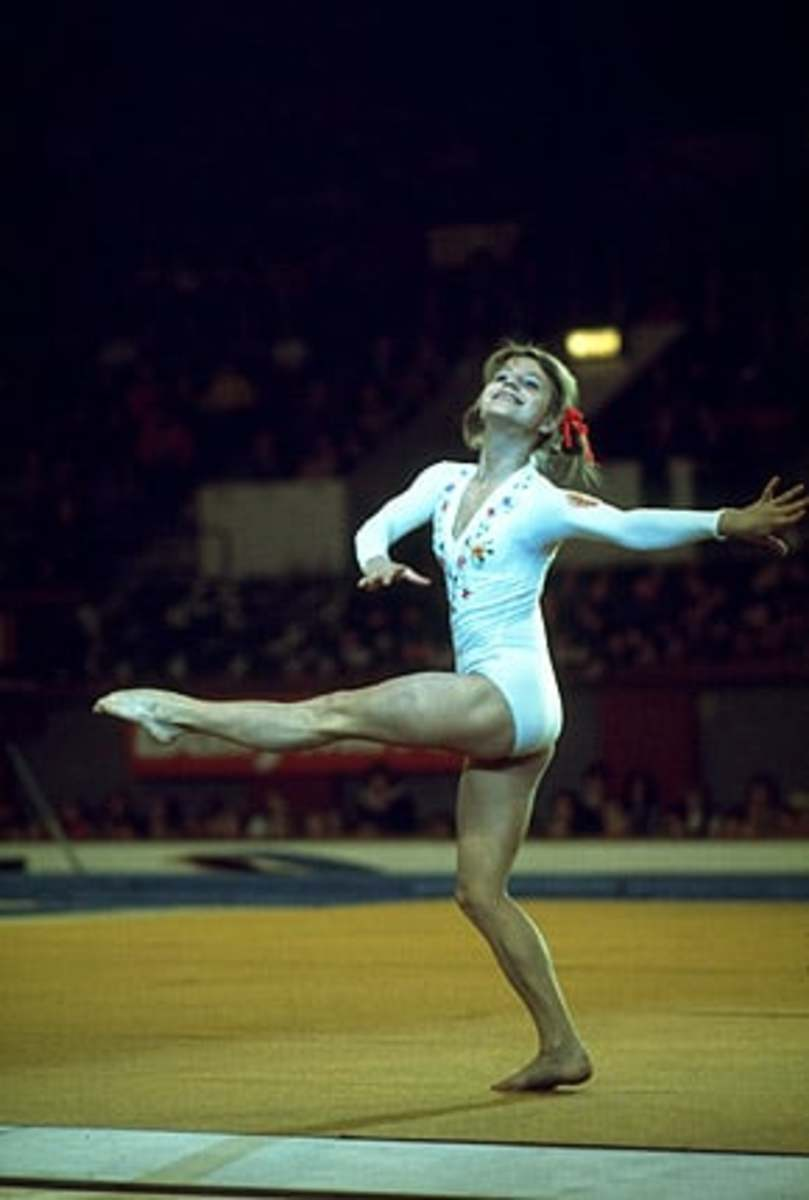 Olga Korbut Changed the Face of Gymnastics