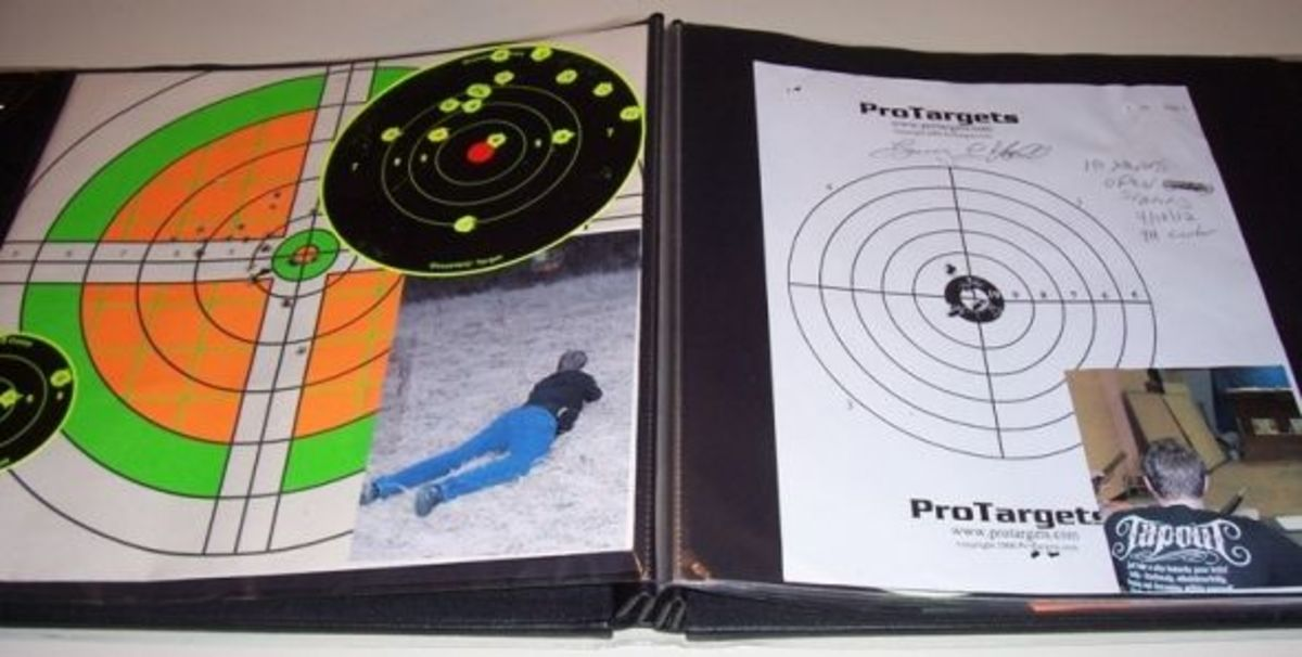 The Boy's Rifle Project Scrapbook