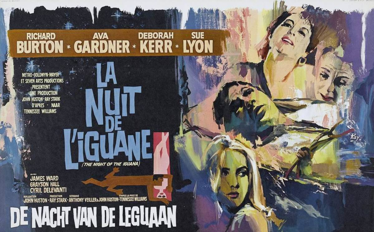 The Night of the Iguana (1964)