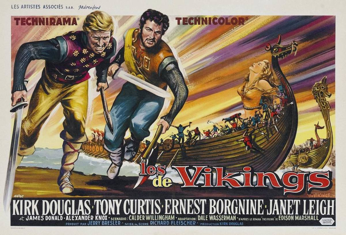The Vikings (1958)