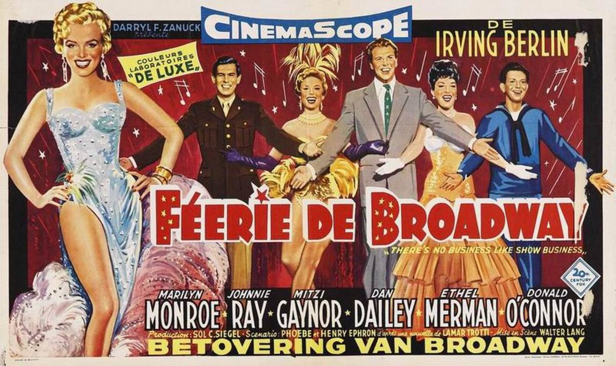 There's No Business Like Showbusiness (1954)