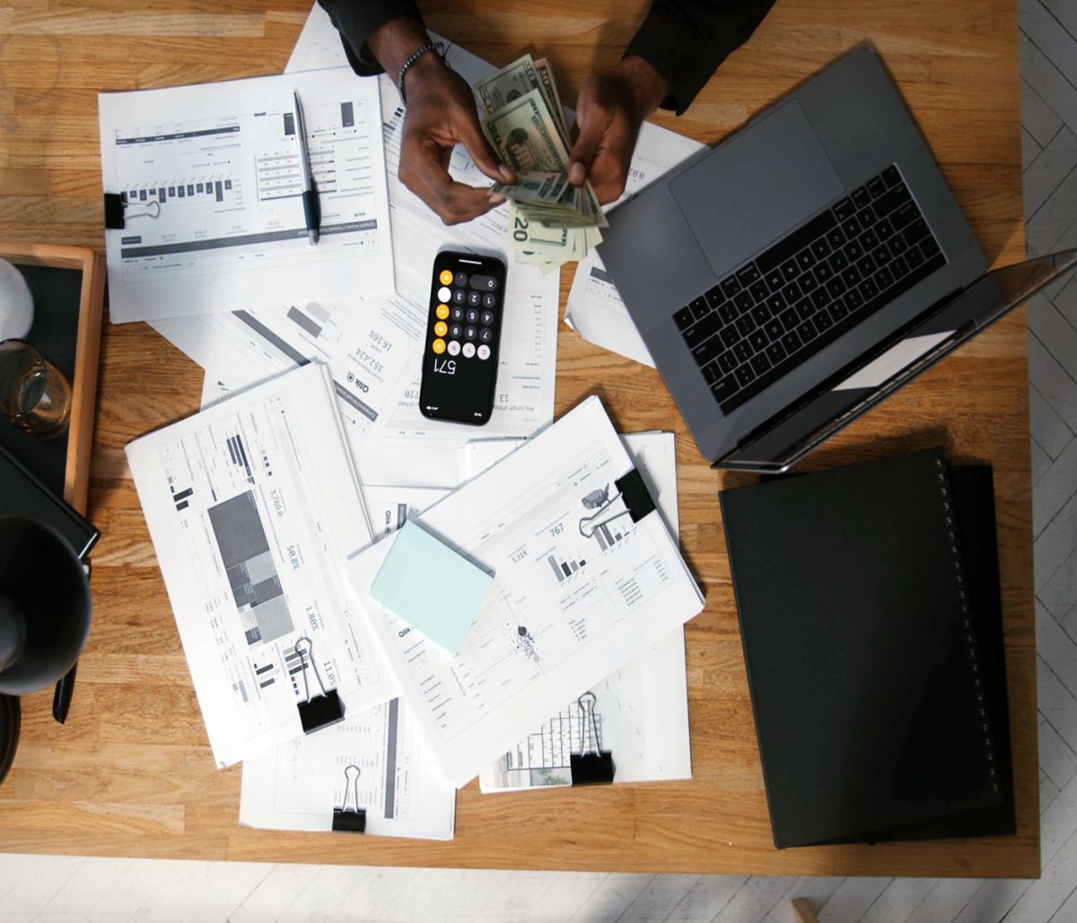 How to Manage Your Finances & Live Within Your Means