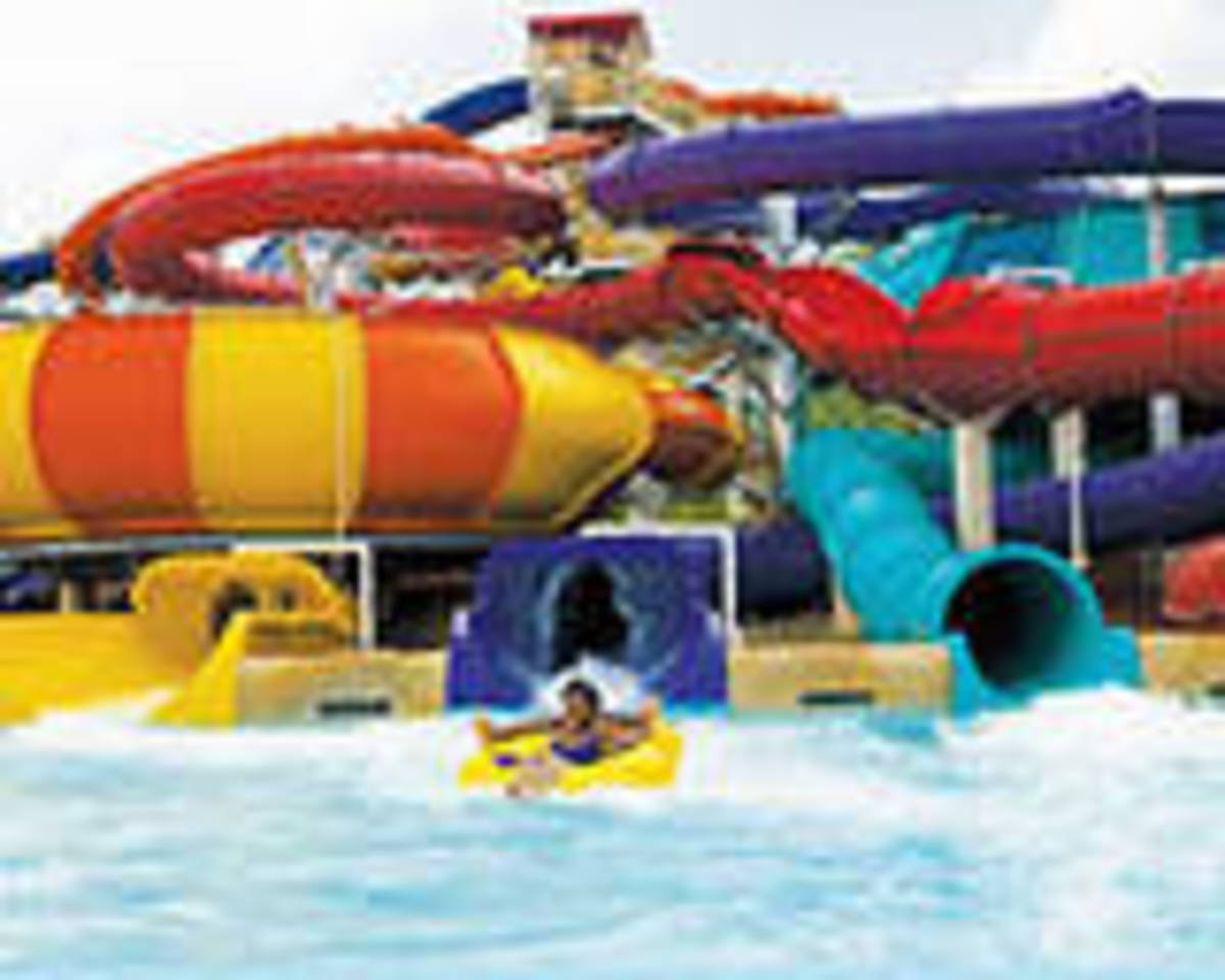 Best water parks in arkansas for Public swimming pools in little rock ar