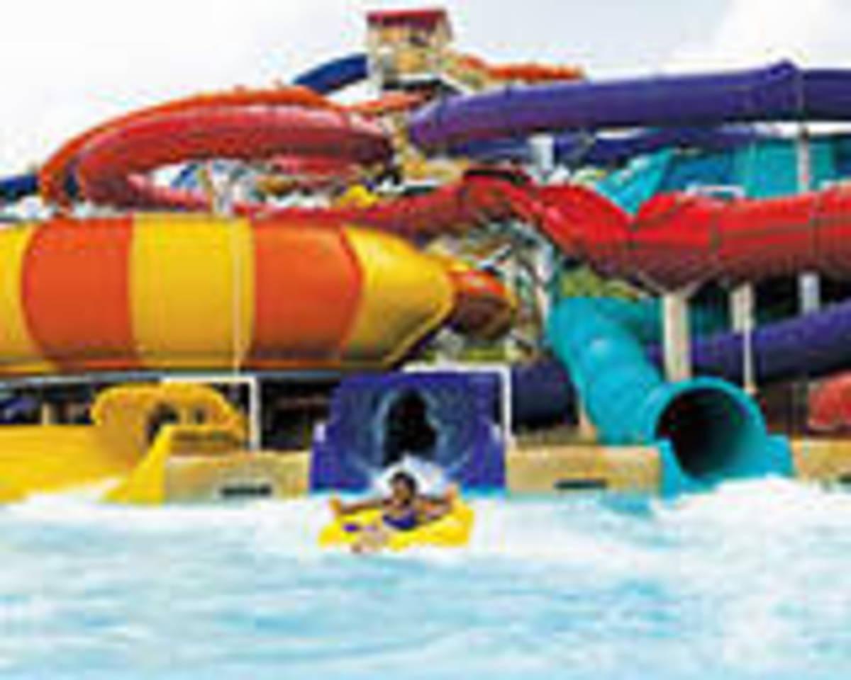 Family aquatic center, AR