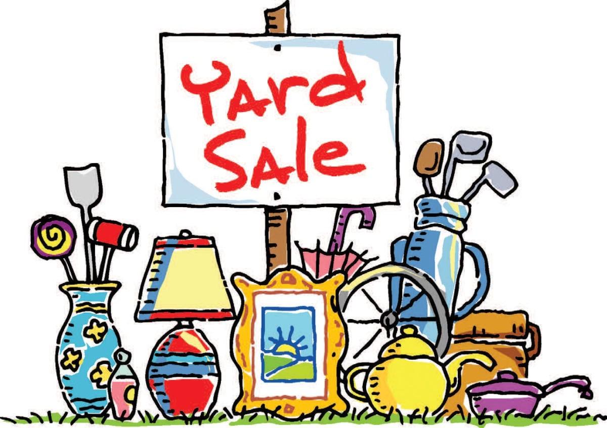 It's Yard Sale Season