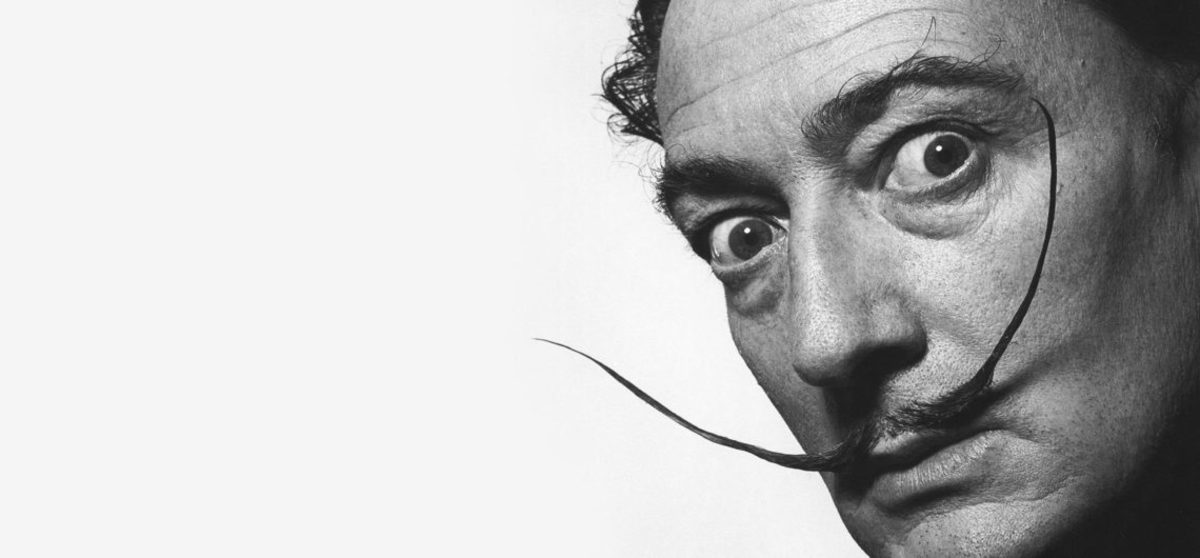 Salvador Dali: Mad Genius
