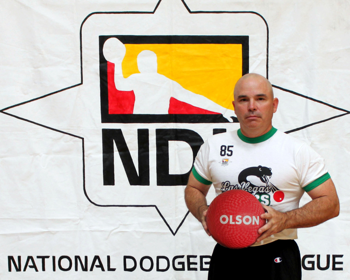 National Dodgeball League