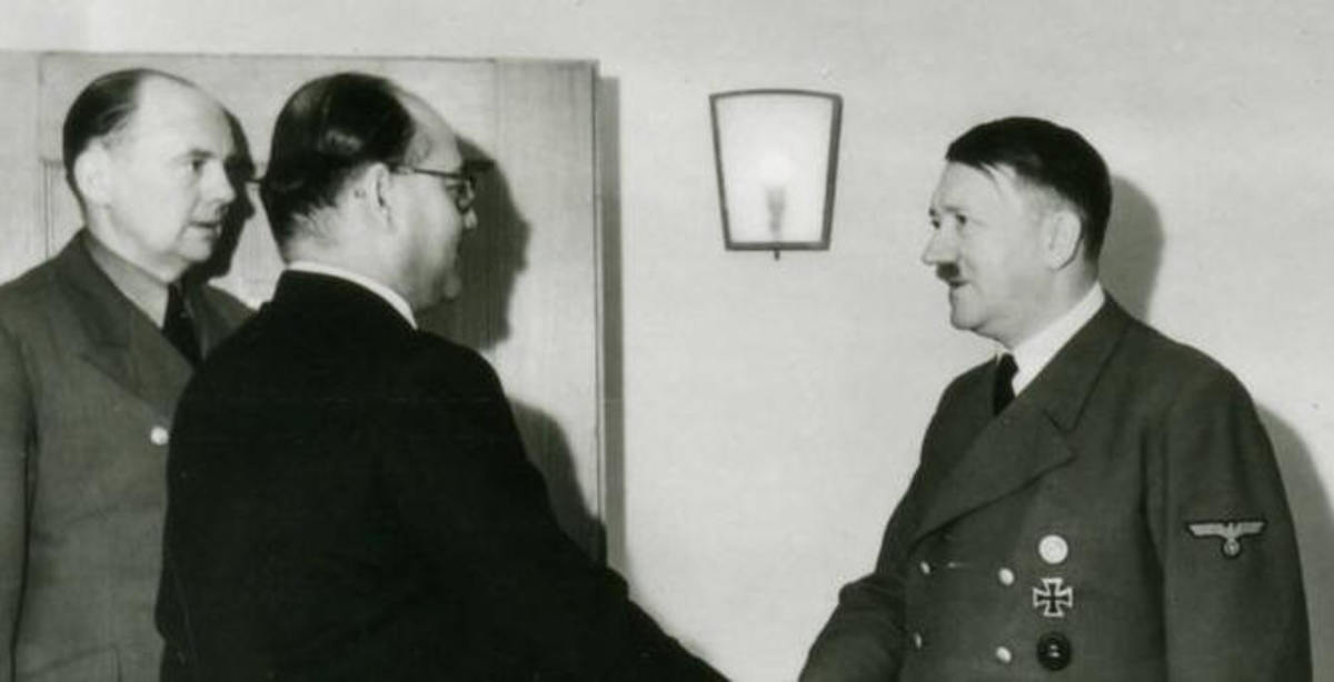 Subhas Chandra Bose, Indian Wartime Leader in Germany During the War Years 1941-43