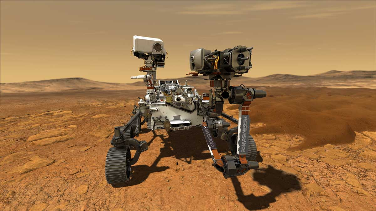 Perseverance Rover: First 100 Days on Mars