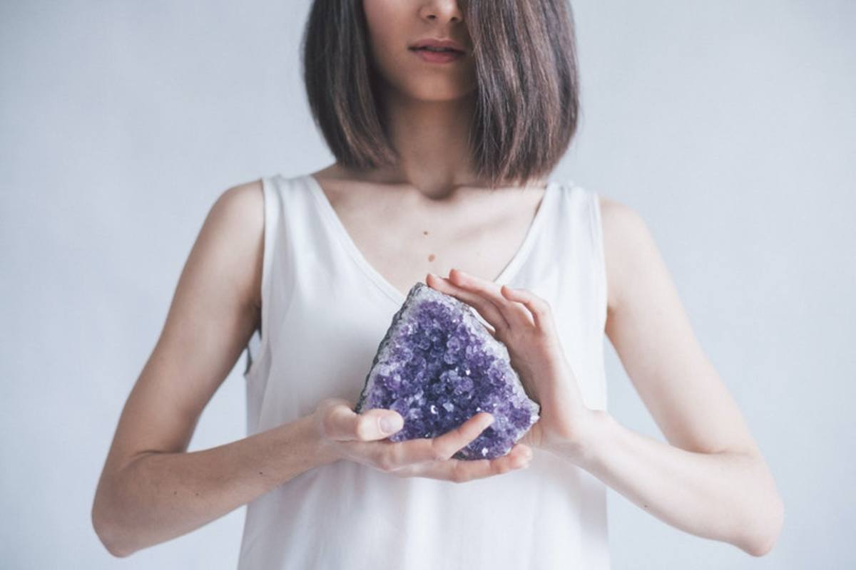 Crystal meditation is gaining more popularity than ever nowadays, and many people nowadays are choosing to use crystals to enhance their meditation experience.