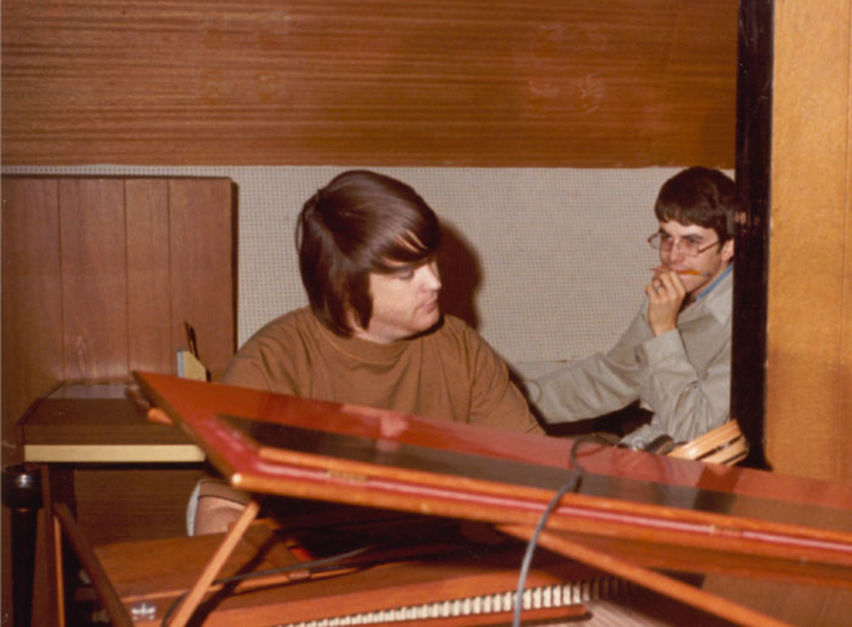 Brian Wilson and Van Dyke Parks collaborated on the album to create something no one else had heard before in music.