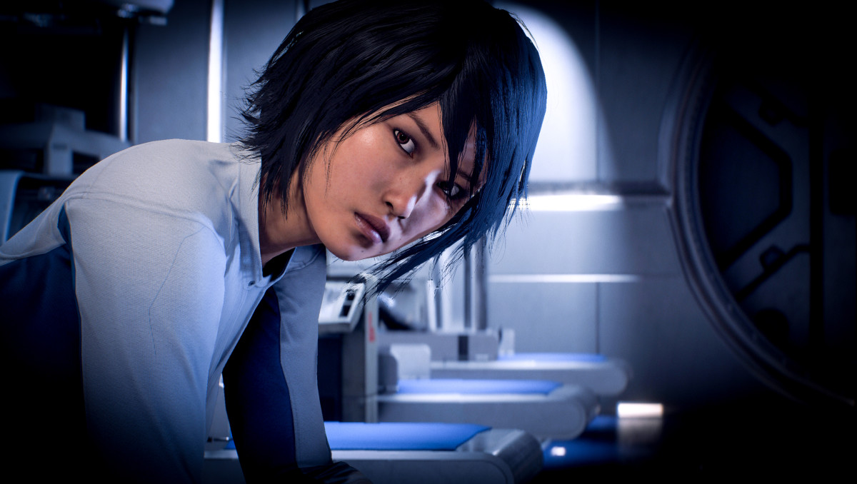 My first Ryder looked a lot like this one. The Asian preset is so beautiful.
