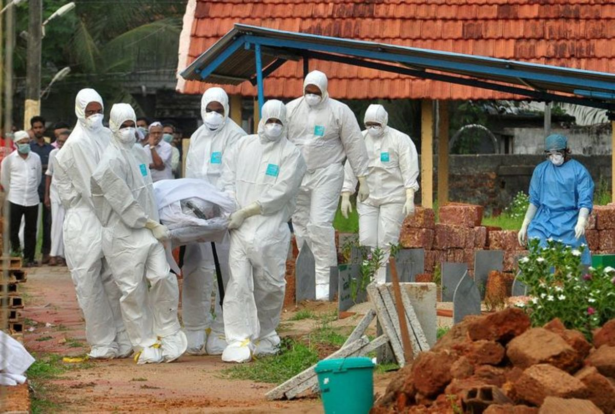 The outbreak of a rare disease Nipah, the brain-damaging virus increases the spread of disease in India, as the death toll mounts.