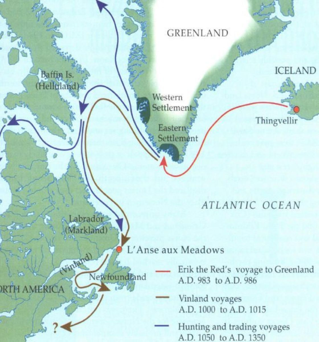 Viking Voyages to North America