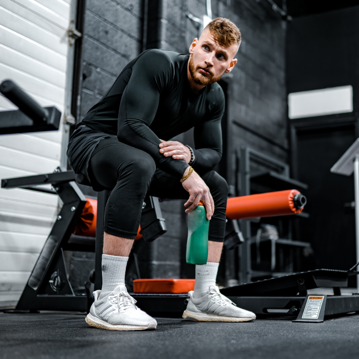 Breaking the ice is the hard part—once you've made a connection, you'll need to follow up and make plans to meet up with her outside of the gym.