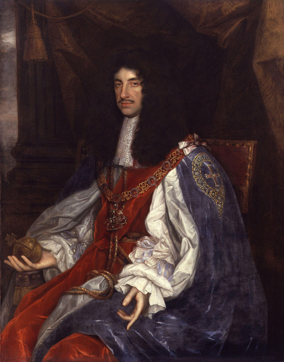 """There were many reasons that King Charles II of Britain was also called the """"merry monarch."""" But one of the main reasons was his compulsive womanizing."""