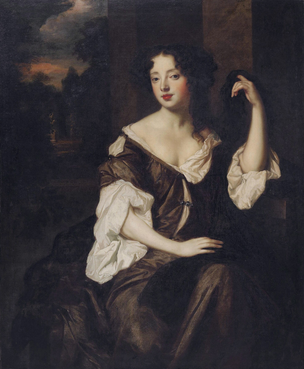 Louise de Keroualle, a French noblewoman was another woman who became the favorite of Charles II