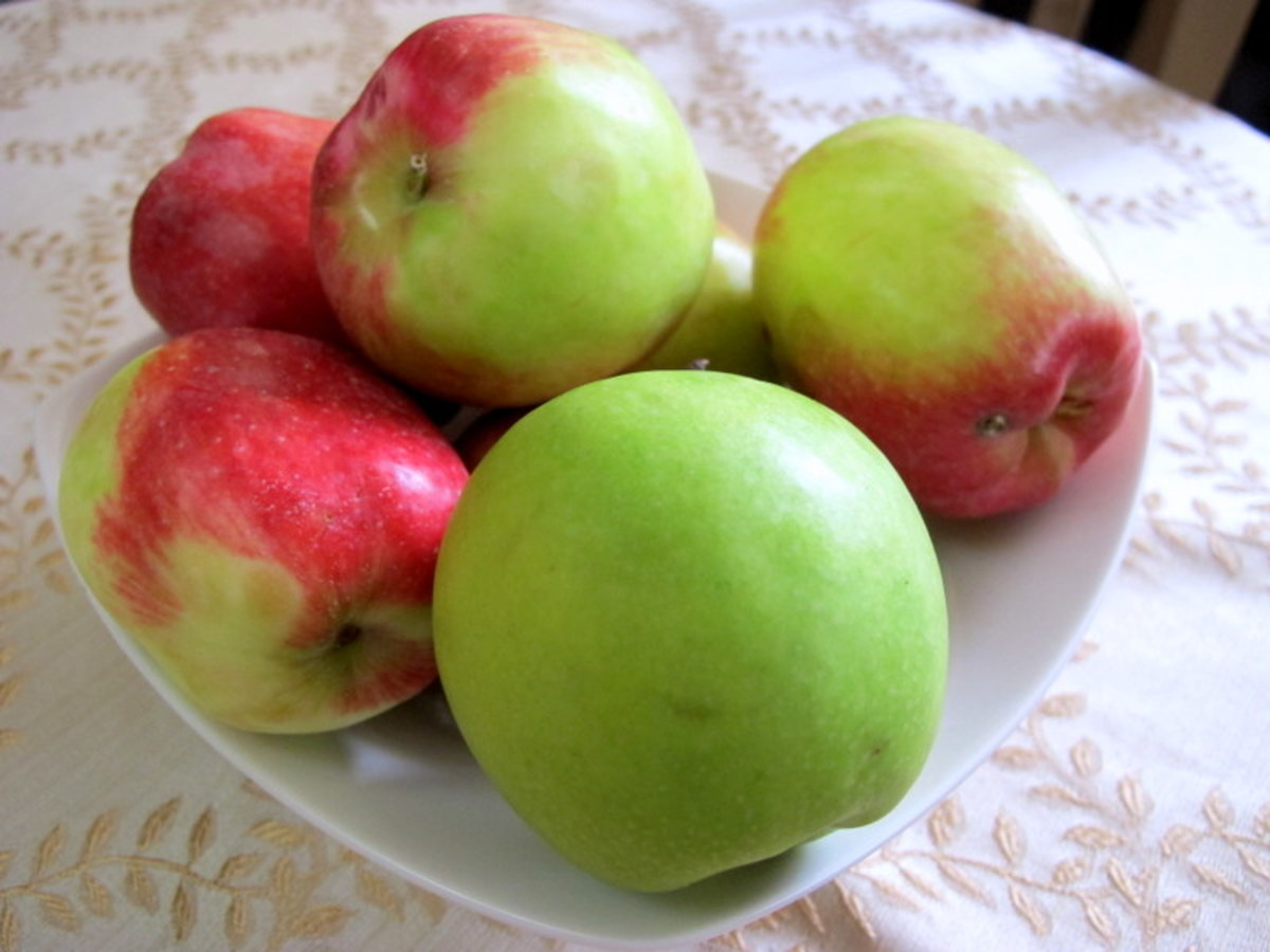 Choose a variety of apples for tasty applesauce