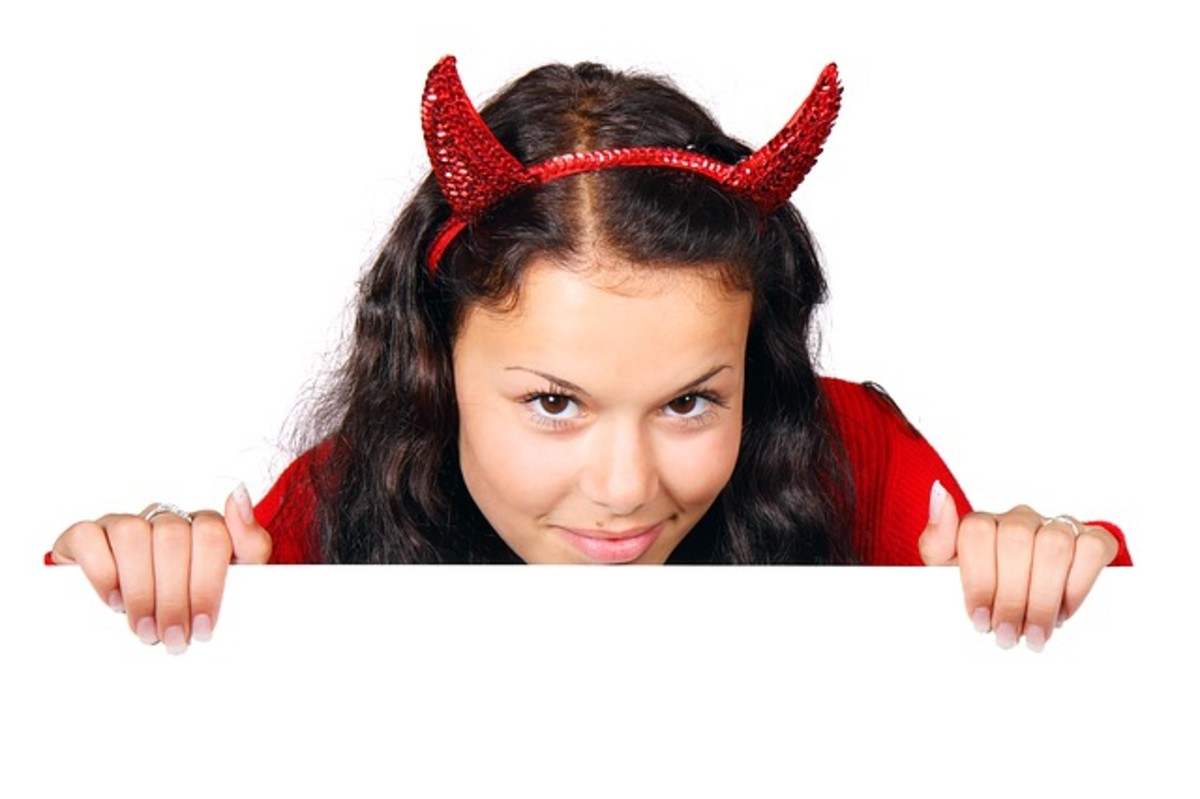 The devil will make it hard for you to resist temptations