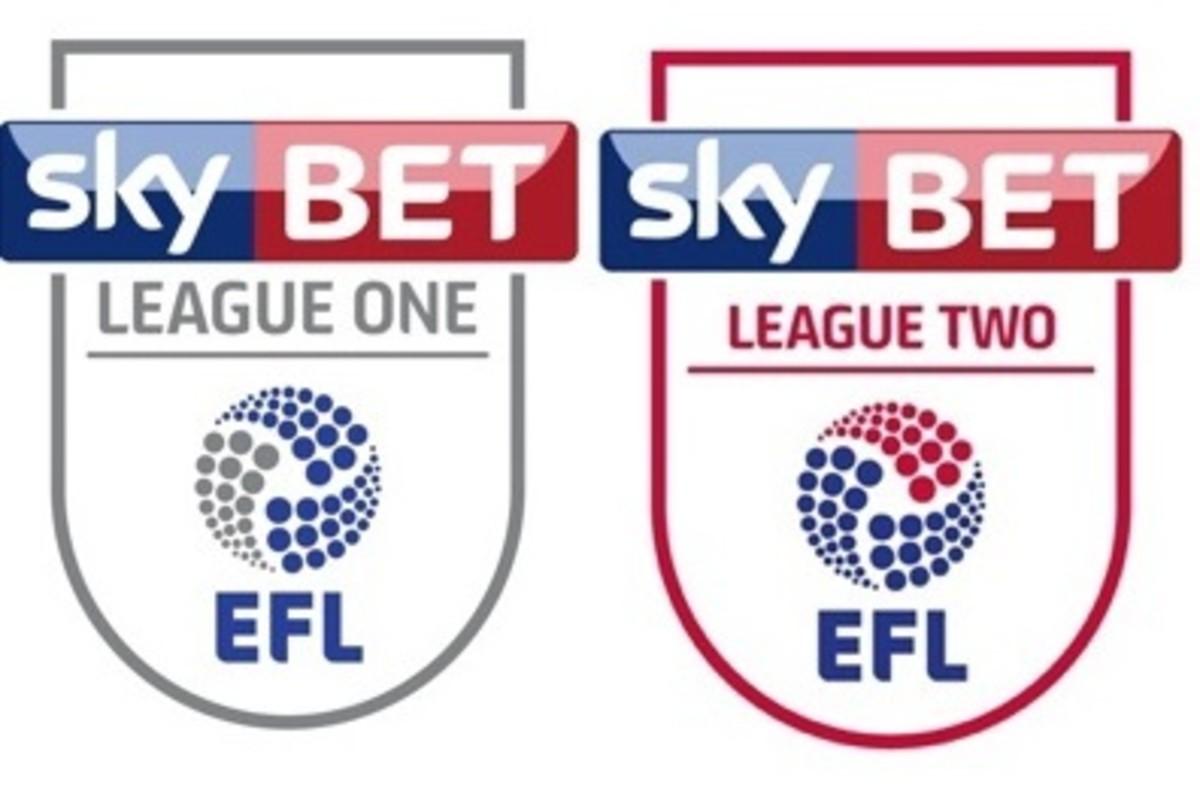 League 1 and League 2 logo
