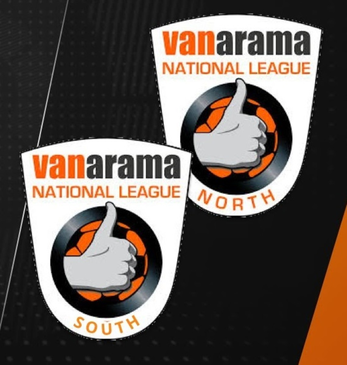 National League North & South Logo
