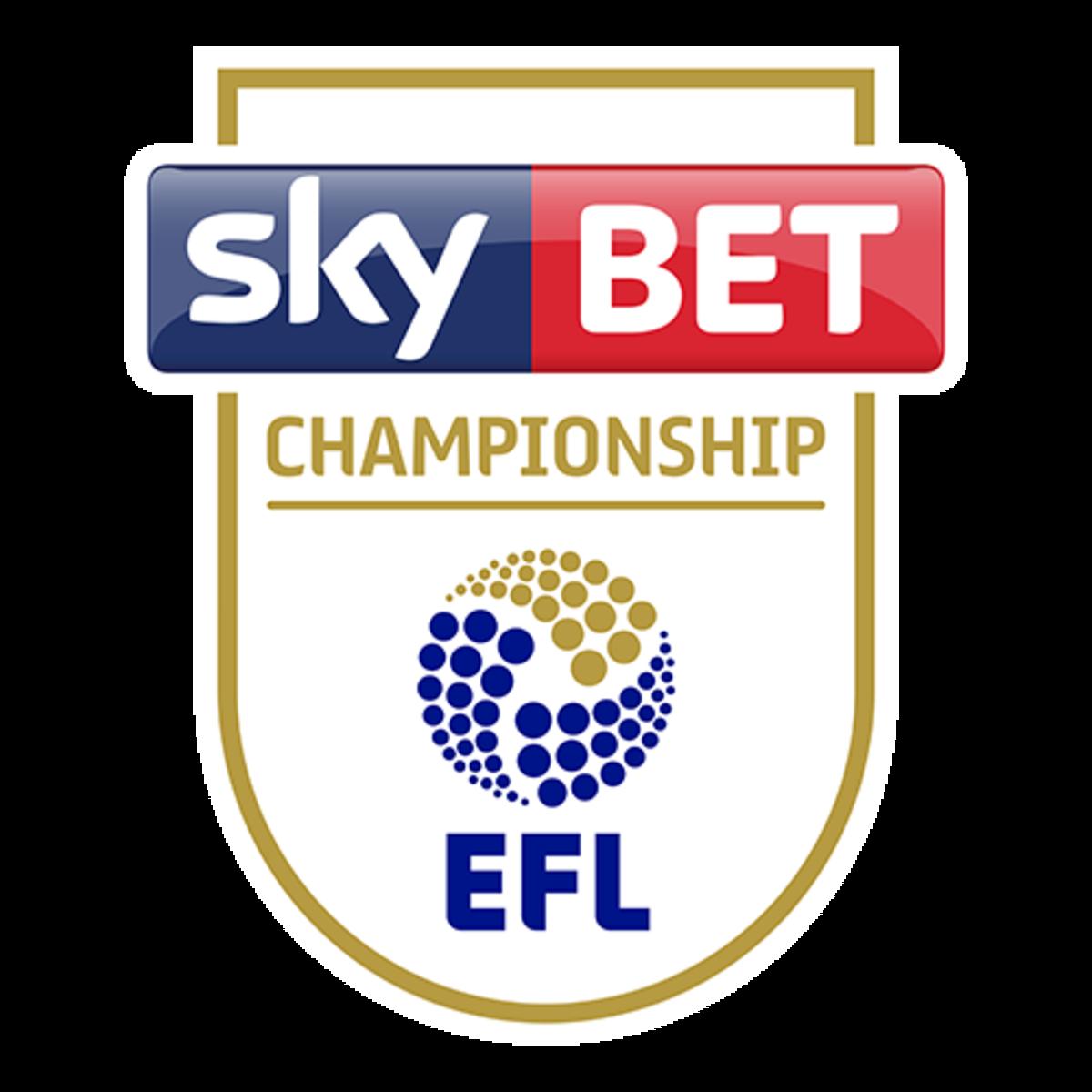 The EFL Championship logo.