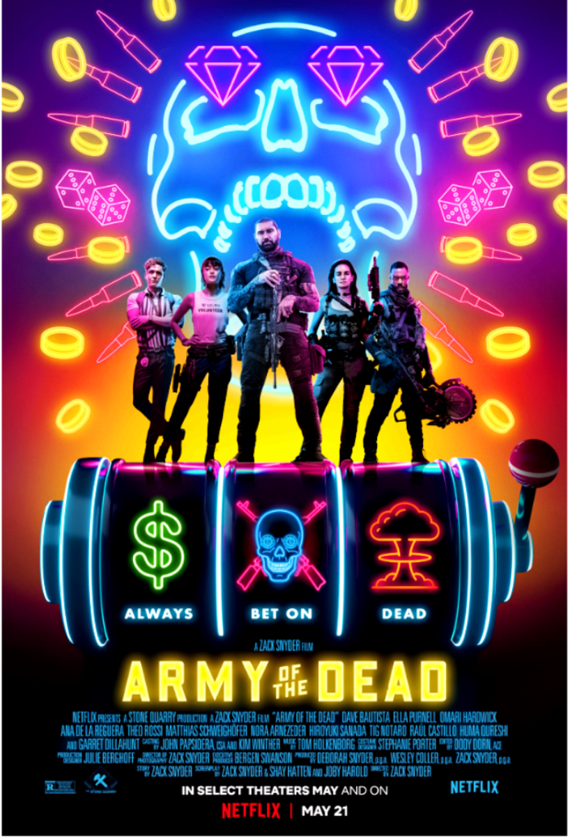 Army of the Dead(2021)-Full Movie Explanation -4k Image.