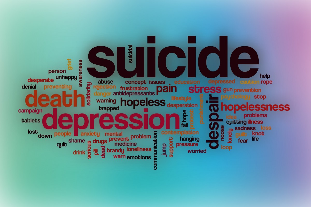 Relationship Between Suicide and Depression