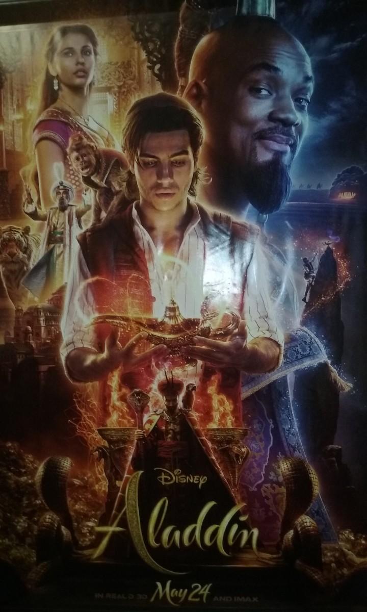 Aladdin – Disney's Live Action Version