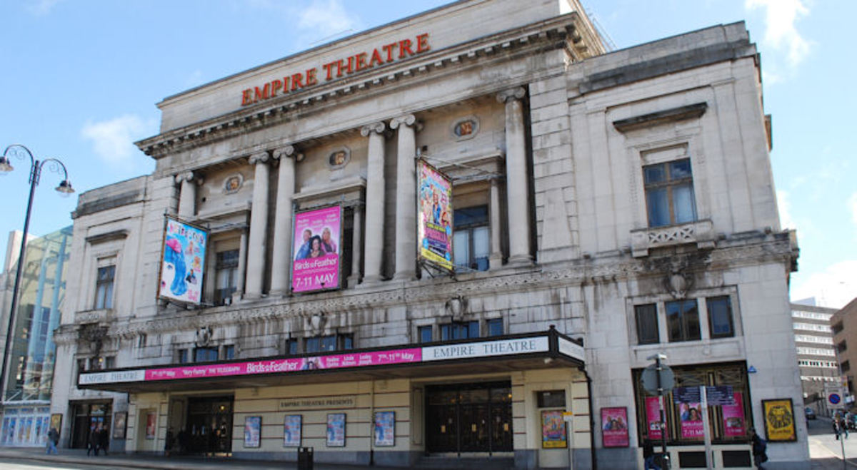 The Empire Theatre, Liverpool