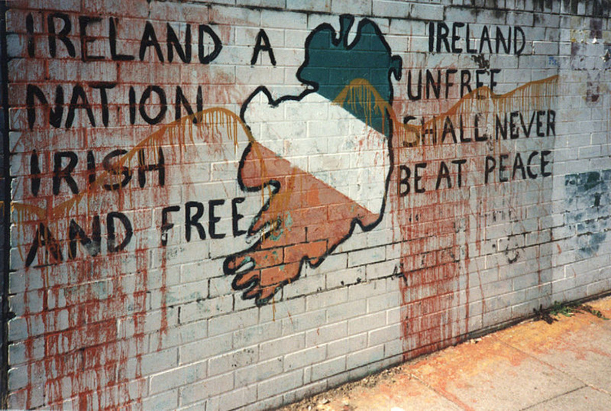 Shergar's disappearance was tangled up with the IRA campaign to unite North Ireland with the Republic of Ireland.