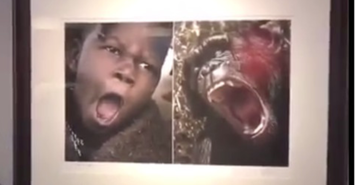 When a Mainland Chinese Museum Likened Africans to Animals