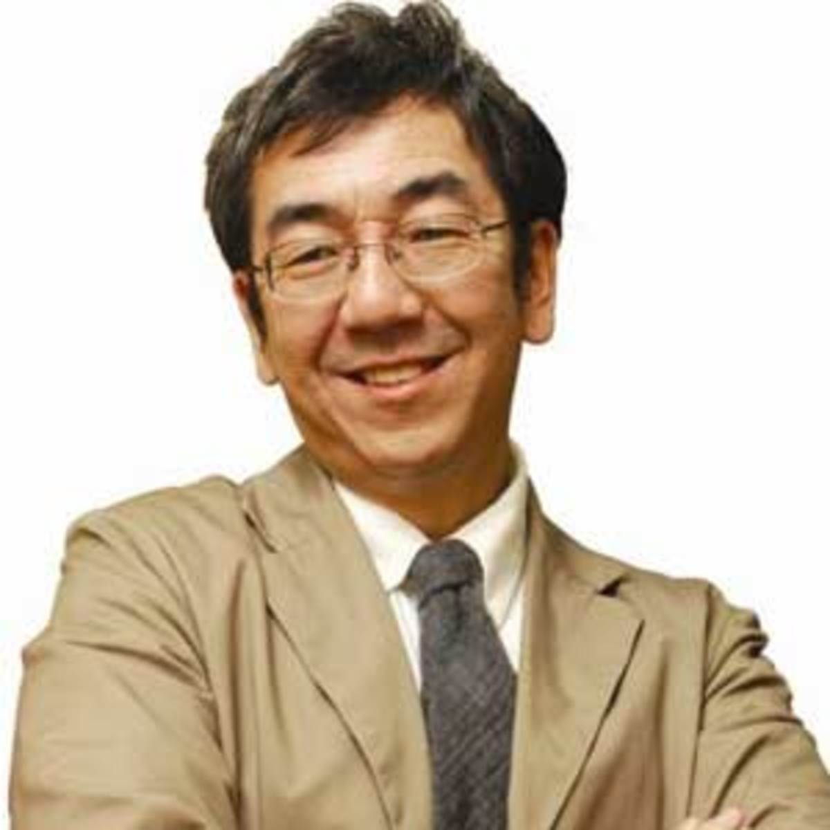 Chip Tsao, the Hong Kong based columnist accused of racism.