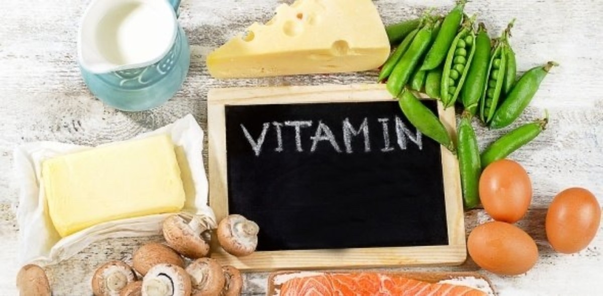 All You Need to Know about Vitamins