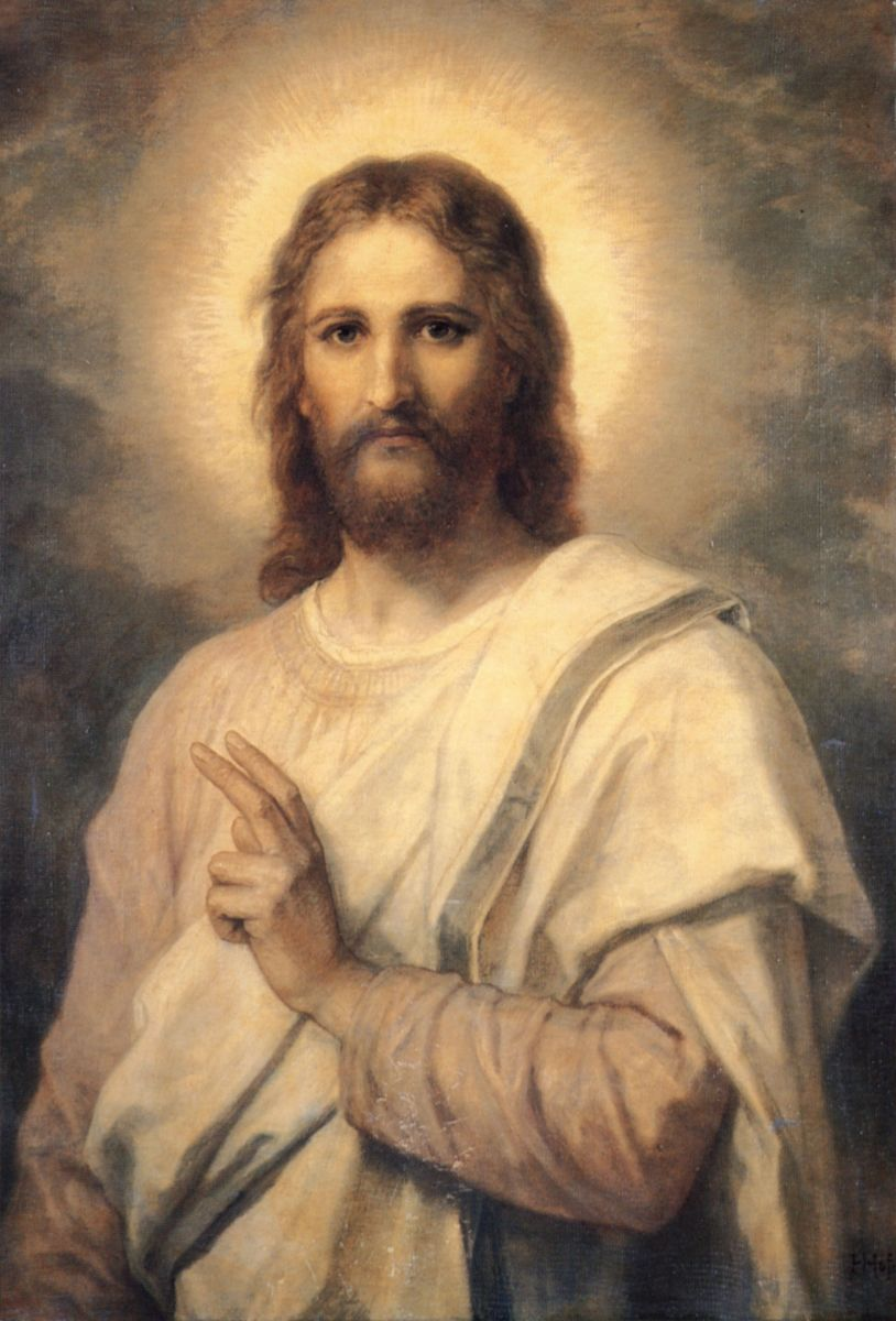Jesus is Both God and Man