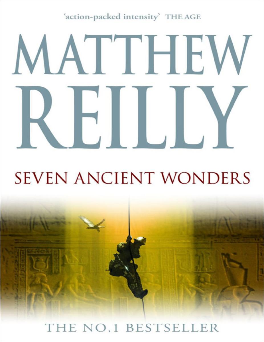 book-review-seven-ancient-wonders-matthew-reilly