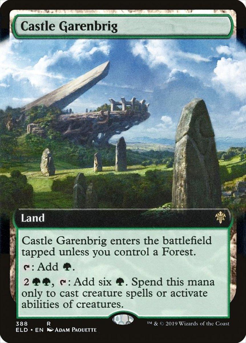 Castle Garenbrig mtg