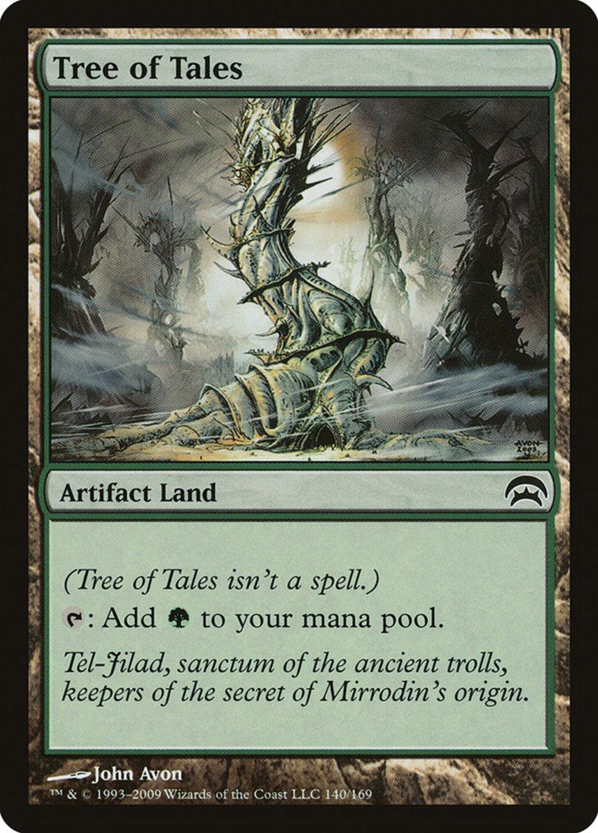 Tree of Tales mtg