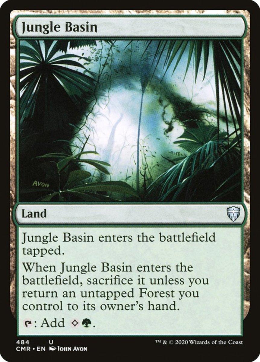 Jungle Basin mtg