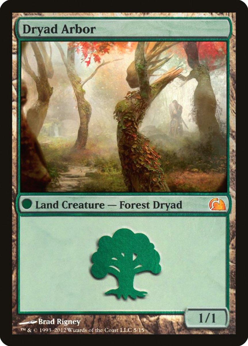 Dryad Arbor mtg