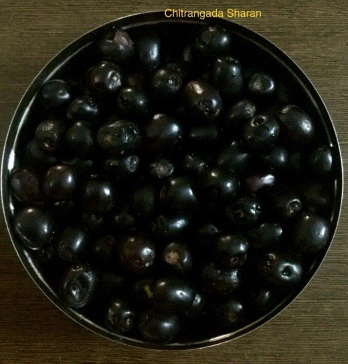 Antioxidant Rich Food: Blueberries