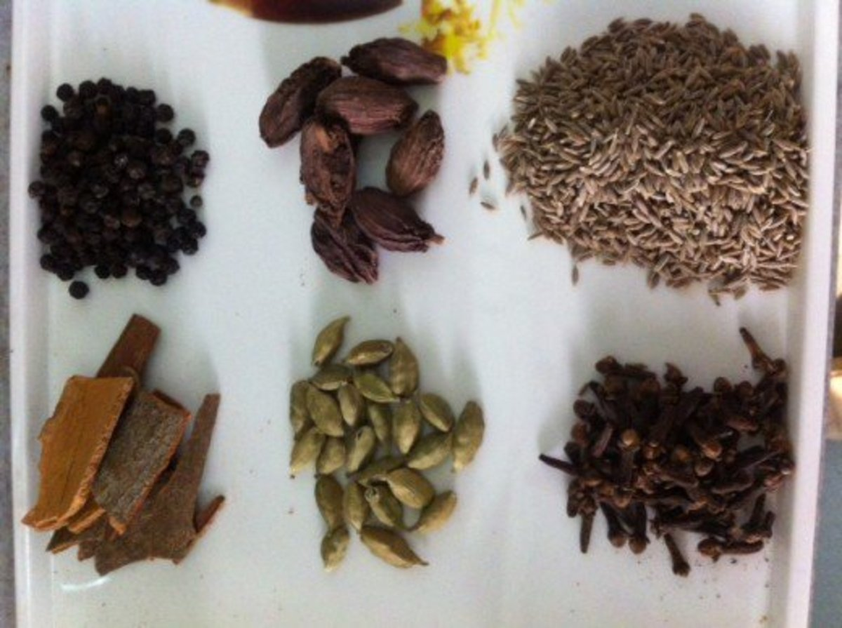 Spices are rich sources of antioxidants