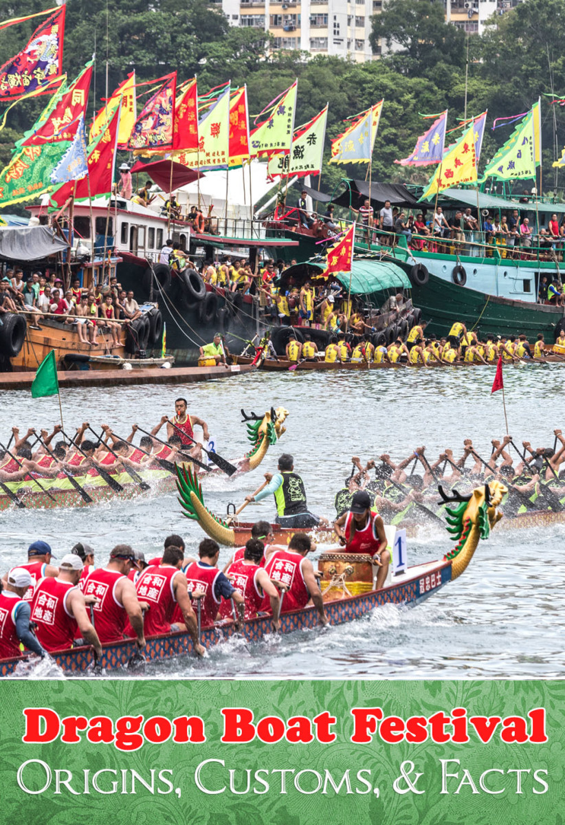 The Chinese Dragon Boat Festival: Origins, Customs, and Facts