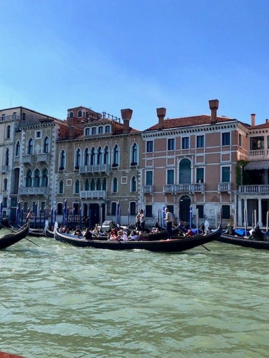 Views of the Grand Canal, Venice