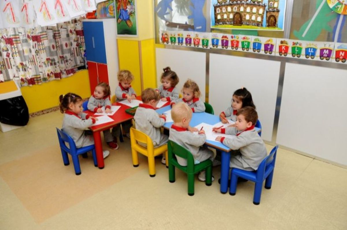 Good school provides the correct foundation for personality development of the children.